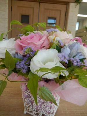 山崎様 お花
